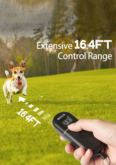 Handheld Ultrasonic Bark Control And Training (M-239 New Release)